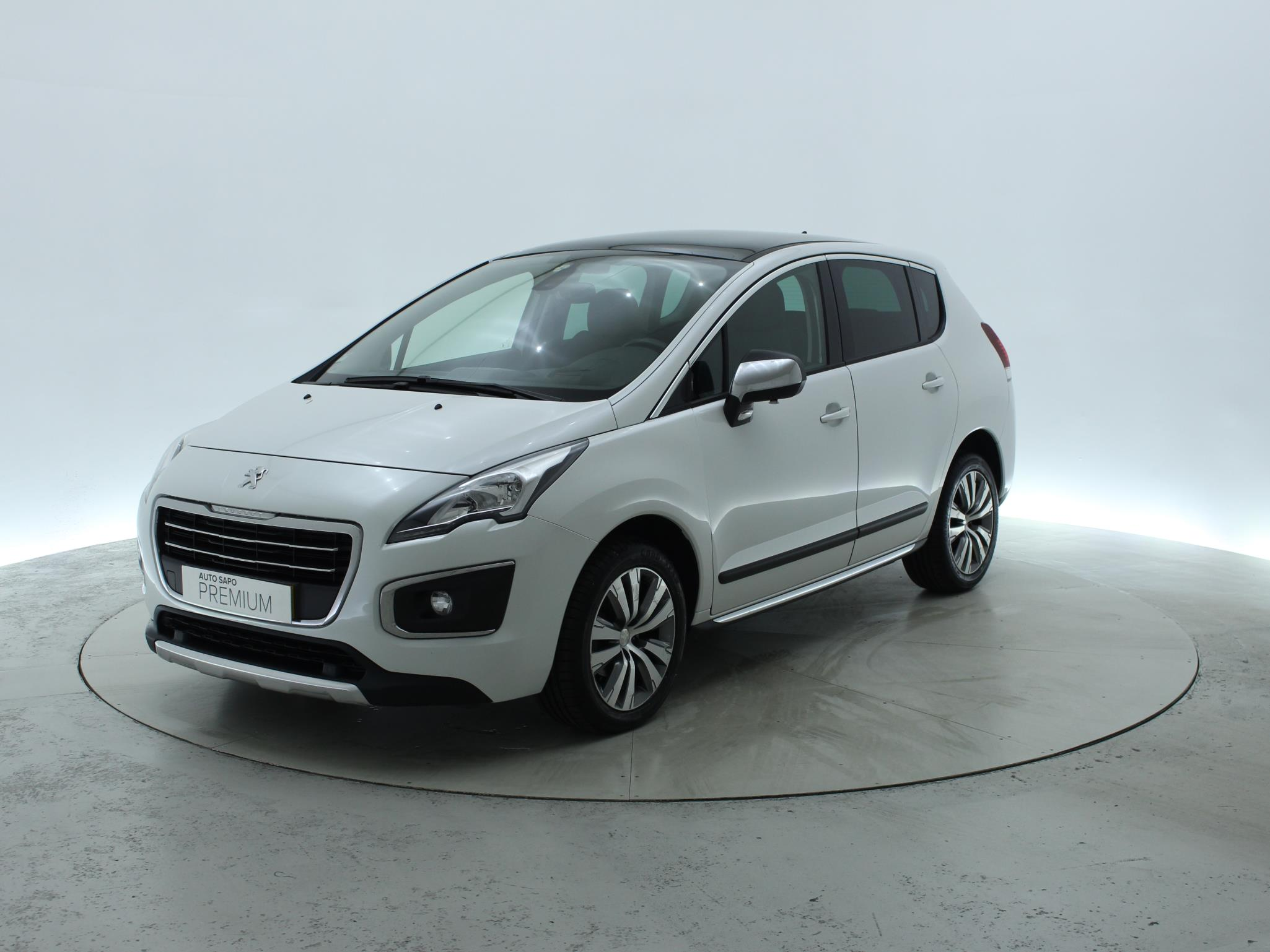 Peugeot 3008 1.6 BlueHDi Allure EAT6